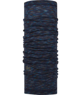 "Studio photo of the Wool Buff® Design ""Denim Multi Stripes"". Source: buff.eu"