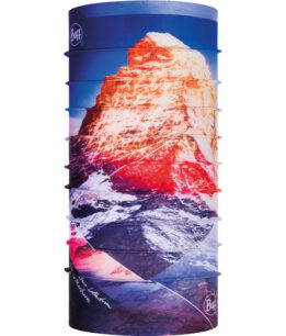 "Studio photo of the Original Buff® Design ""Matterhorn"". Source: buff.eu"