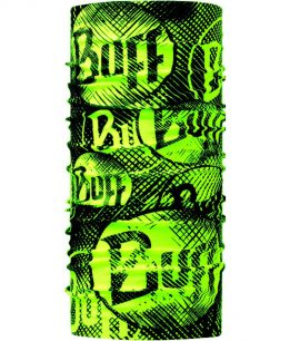 "Studio photo of the Original Buff® Design ""Log Us"". Source: buff.eu"