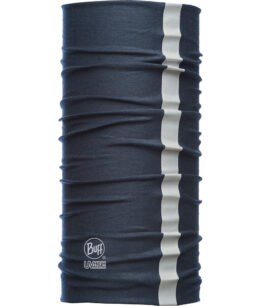 "Studio photo of the Dry Cool Buff® Design ""Reflective Navy"". Source: buff.eu"