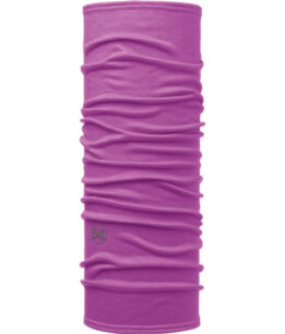 "Studio Photo of the Wool Buff® with design ""Deep Mauve"". Source: buff.eu"