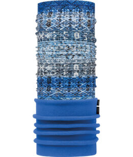 "Studio photo of the Polar Buff® Design ""Einar Blue"". Source: buff.eu"