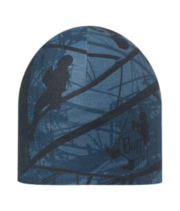 "Studio image of the Buff® Pro Thermal Hat Design ""Vertical"". Source: buff.eu"