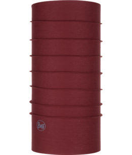 "Studio photo of the Original Buff® Design ""Maroon"". Source: buff.eu"