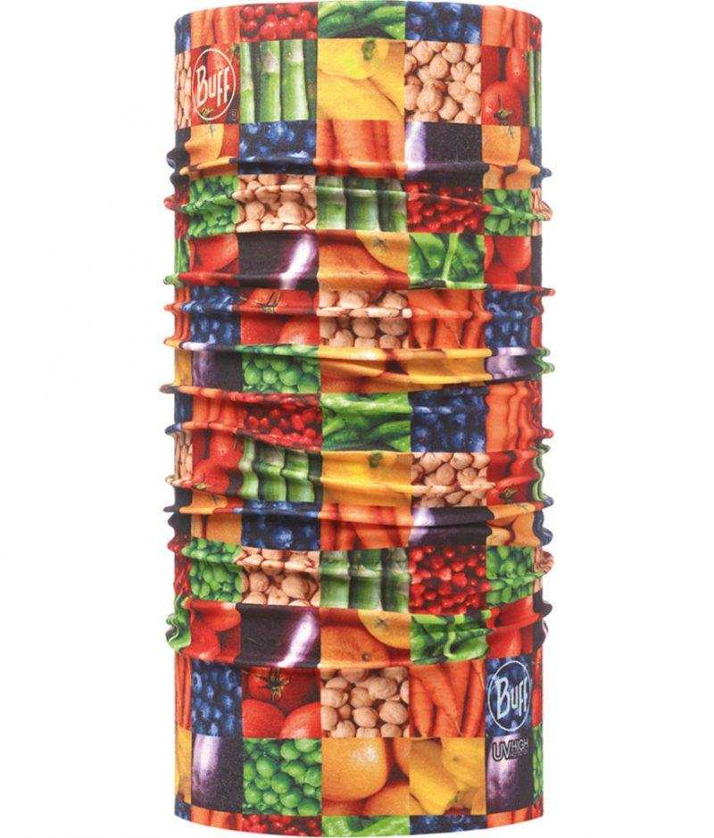 """Studio photo of the Professional range Dry Cool Buff® Chefs Collection design """"Vegetables"""". Source: buff.eu"""